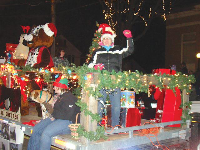 Central Maine Motors >> Bridgton Festival of Lights 2011 float winners   The ...