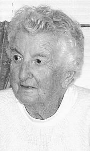 Dorothy Latham b&w