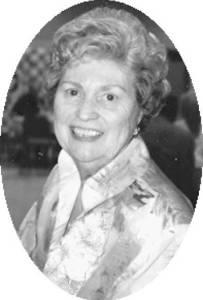 Margaret Robbins b&w