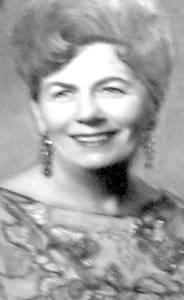 Dorothy Stackhouse b&w