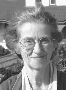 Evelyn Scribner b&w