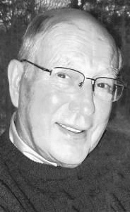 Dr. Donald G. Erickson b&w