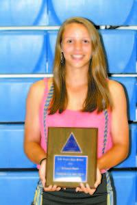 Principal's Award — Jacqueline Laurent.