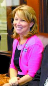Christine Powers Democrat