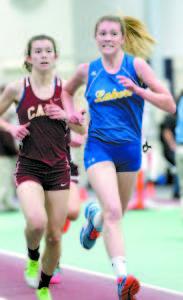 800 meter runner Audrey Blais