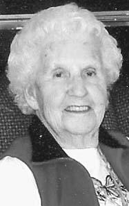 Doris McAllister
