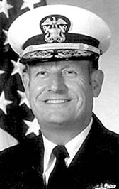 Rear Admiral Stanley Bump