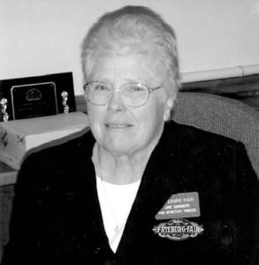 June Walker-Hammond