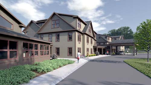 Hotel Bridgton gains final approval